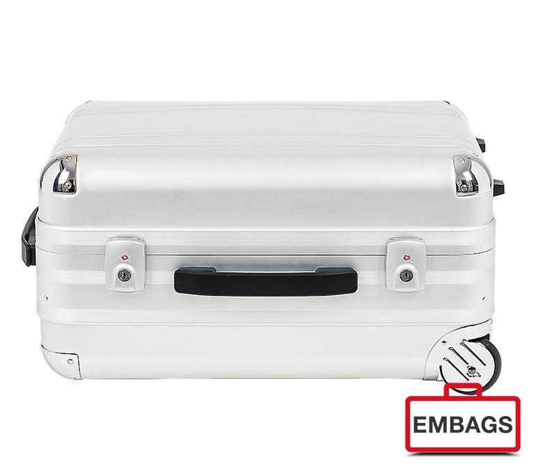 alu reisekoffer die eleganten reisebegleiter embags aluminiumkoffer. Black Bedroom Furniture Sets. Home Design Ideas